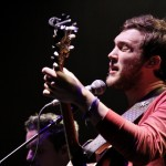 Phillip Phillips performs at the Akron Civic Theatre in Akron, Ohio on February 17th, 2013. (Photo Credit: Carl Harp / CBS Radio Cleveland)