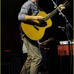 Phillip Phillips performs during the Born and Raised World Tour 2013