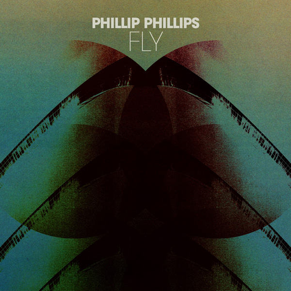 Fly single art cover by Rob Carmichael