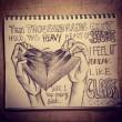 """""""Lead On"""" Fan Artwork by  Megan Merren"""