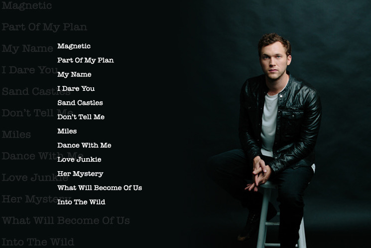 Fans Review Phillip Phillips Collateral Phillip Phillips Online